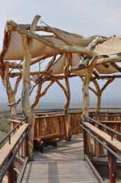 Covered Walkway at Arizona-Sonora Desert Museum