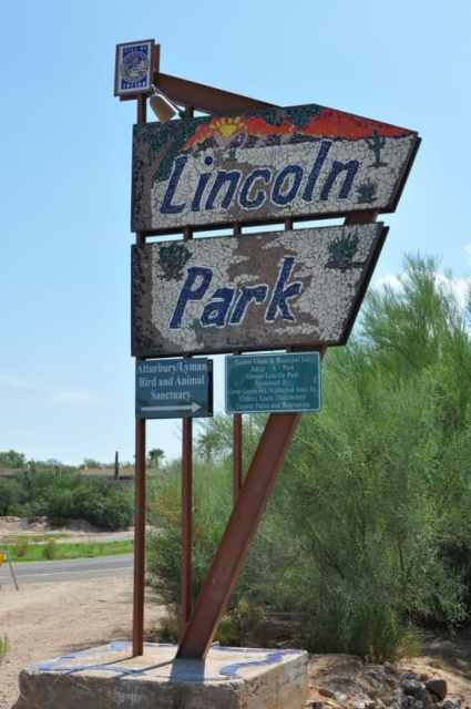 Lincoln Park in Tucson