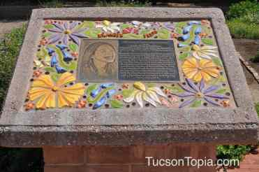 Brandi Fenton memorial plaque