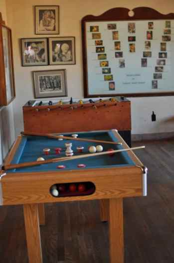 Game Room at Tanque Verde Ranch