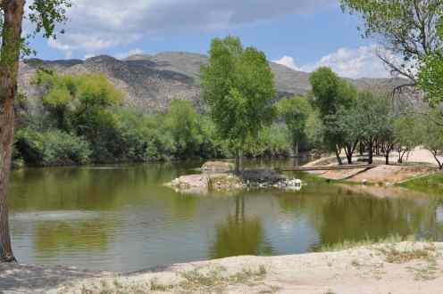 Lake Corchran at Tanque Verde Ranch