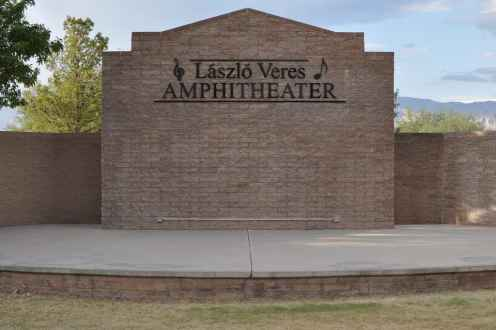 Lazlo Veres Amphitheater at Morris K Udall Park