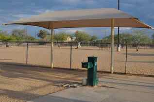 dog park at Morris K Udall Park