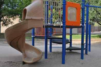 playground at Morris K Udall Park