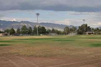 soccer fields at Morris K Udall Park