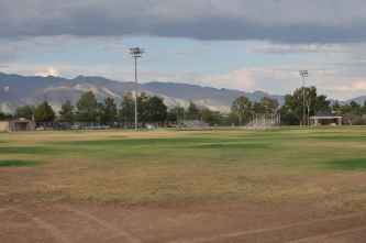 soccer fields at Morris K Udall Park