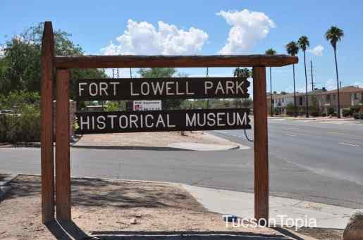 Fort Lowell Park & Historical Museum in Tucson