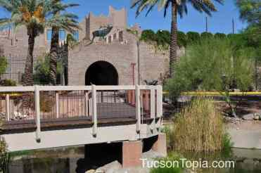 International Wildlife Museum is located on the west side of Tucson