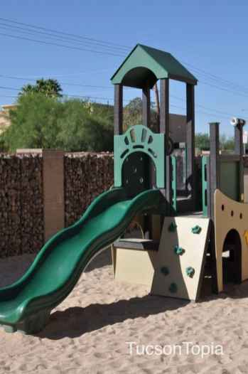 BASIS Tucson playground