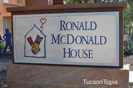 Ronald McDonald House in Tucson