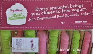 Yogurtland-Rewards