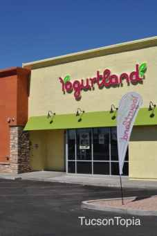 Yogurtland in Tucson - Now Open