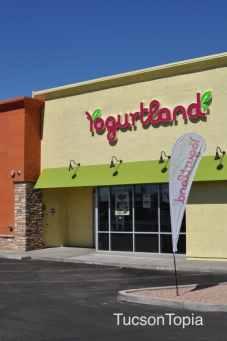 Yogurtland in Tucson - Now Open
