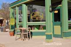pharmacy at Old Tucson