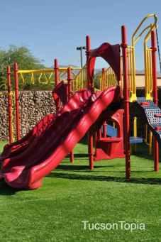 recess at BASIS Tucson