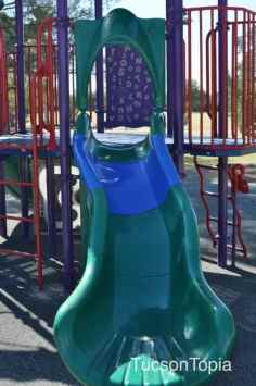 slide at Himmel Park