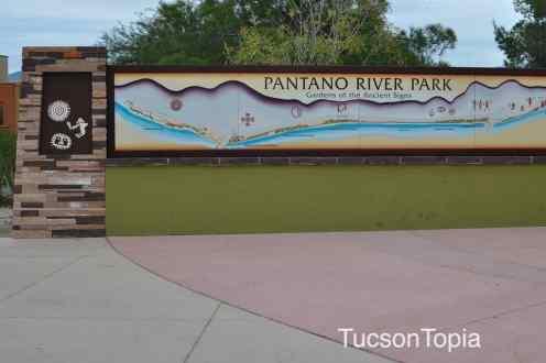 Pantano River Park is part of The Loop