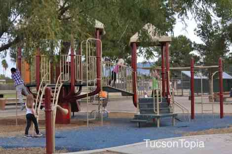 playground at Michael Perry Park