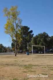 soccer at La Madera Park