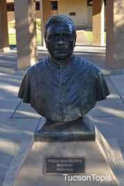 Bishop Jean-Baptiste Salpointe is the namesake of the school