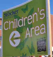 Children's Area Tucson Festival of Books