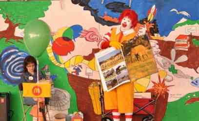 Ronald McDonald Storytime Tucson Festival of Books