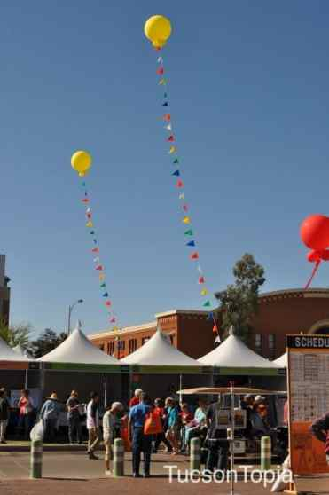 Tucson Festival of Books 2014