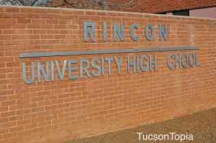 UHS Shares the campus with 1,148 students from Rincon High