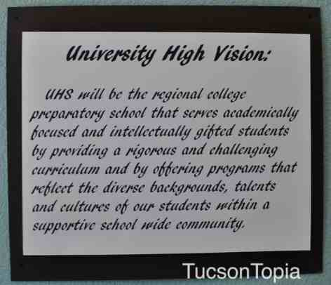 vision-of-University-High-School