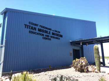 Titan Missile Museum Education and Recreation Center