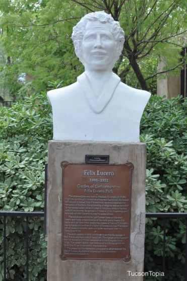 Artist Felix Lucero