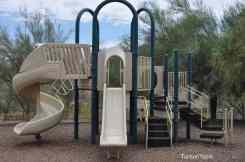 playground at Garden of Gethsemane
