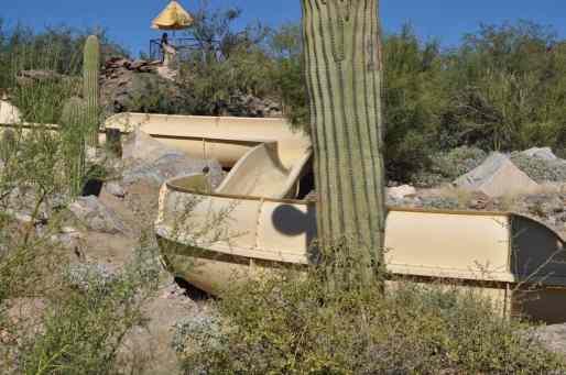 Longest Waterslide in Tucson at The Ritz-Carlton