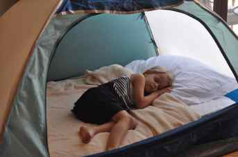 Tent Experience at The Ritz-Carlton Dove Mountain