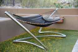 hammock at Ritz-Carlton Dove Mountain