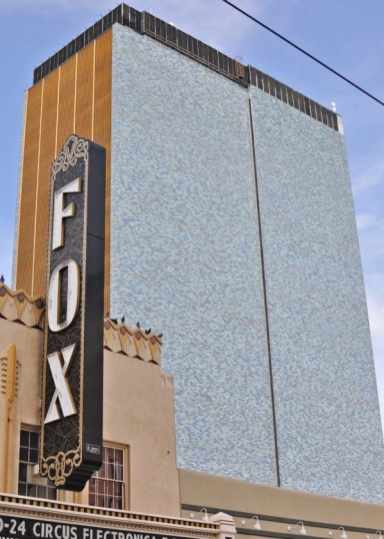 Fox Tucson Theatre in Downtown Tucson