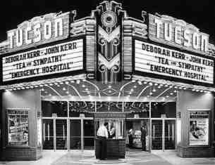 John Kerr and Deborah Kerr at Fox Tucson Theatre