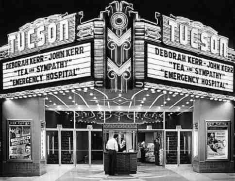 John Kerr and Deborah Kerr at Fox Tucson Theatre