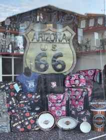Route 66 souvenirs