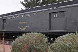Santa Fe at McCormick-Stillman Railroad Park