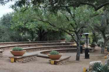 event space at Desert Botanical Garden
