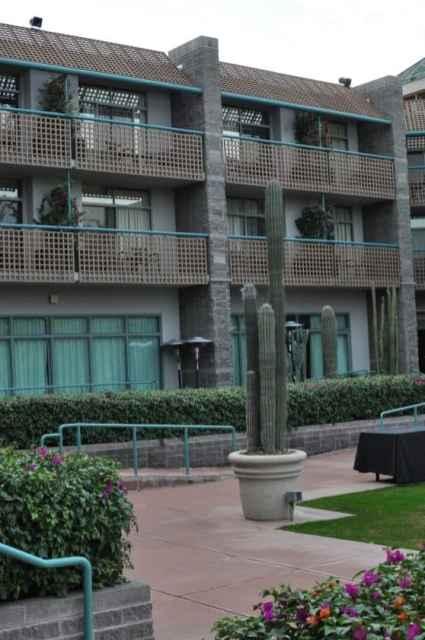 rooms at Hyatt Regency Scottsdale
