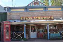 General Store at Trail Dust Town