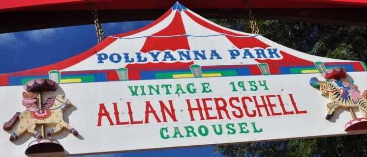 Pollyanna Park at Trail Dust Town