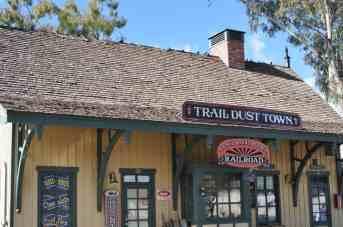Trail Dust Town Railroad