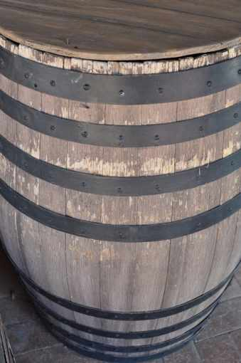 barrel at Trail Dust Town
