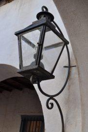lantern at Mission San Xavier del Bac