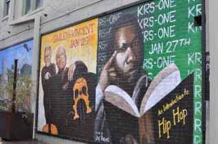 Rialto Murals in Downtown Tucson