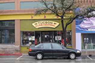 Tucson Olive Central in Downtown Tucson