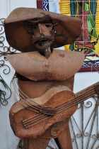 guitarist at El Charro in Downtown Tucson
